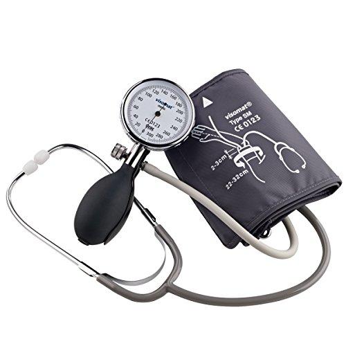 visomat medic home (Standard) Blutdruckmessgerät mit Stethoskop, 22-32 cm, verschiedene Größen