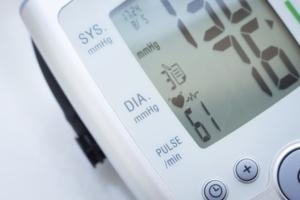 Digitale Blutdruckmessgeräte sind auf dem Vormarsch