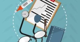 Blutdruck Werte notieren
