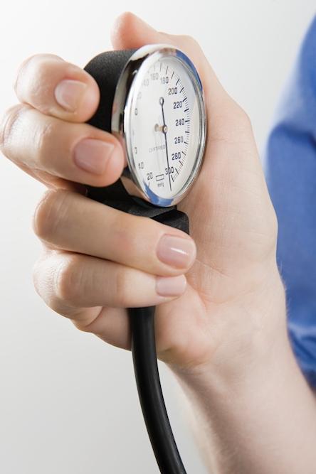 manuelles Blutdruckmessgerät