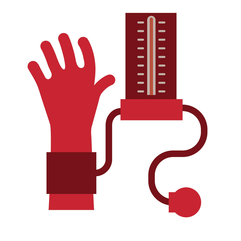 Hoher Blutdruck: Symptome - Blutdruck360 - Blutdruck messen