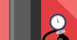 manuelles blutdruckmessgerät symbol